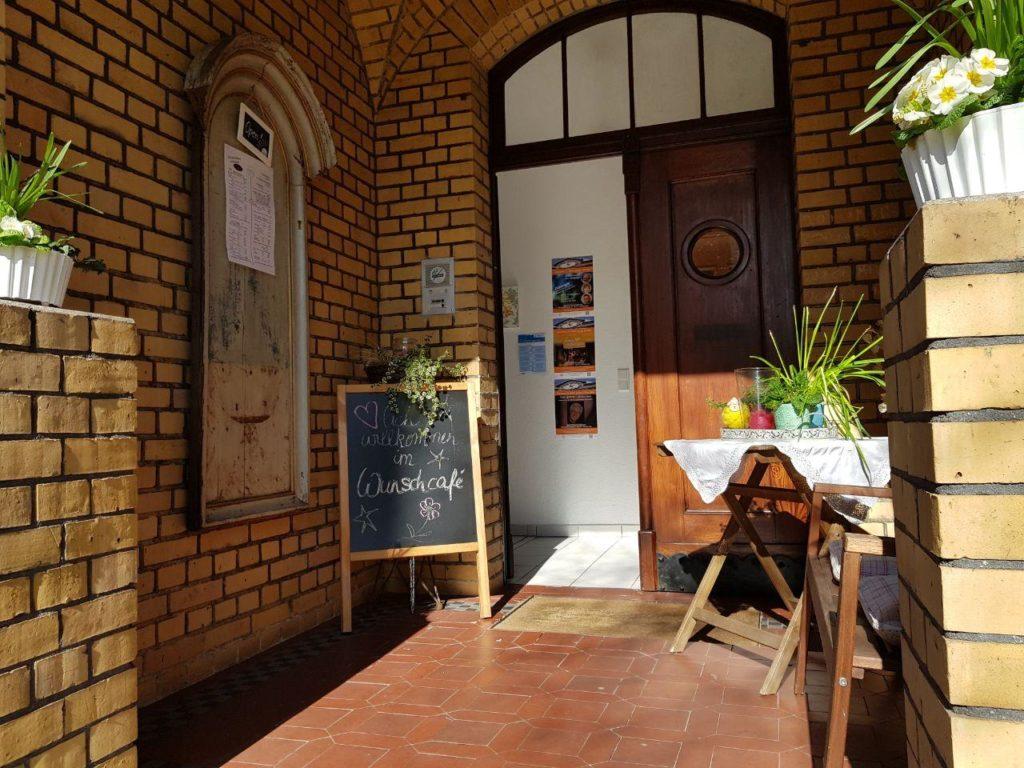Wunschcafé am 17.03.2020